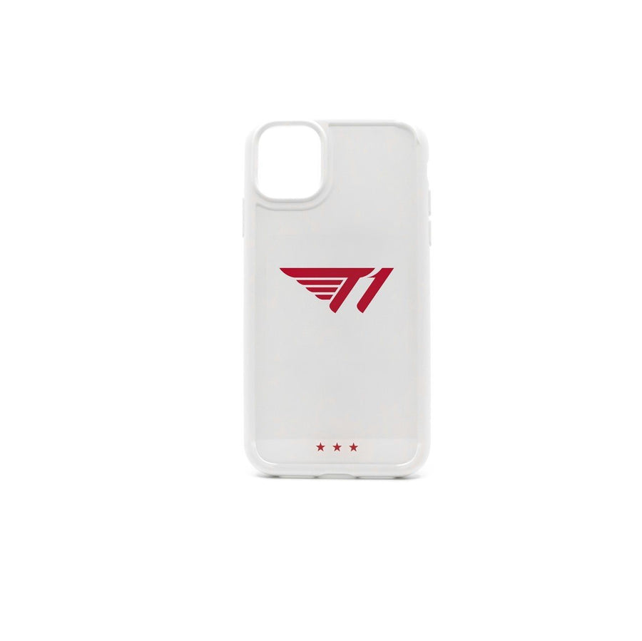 T1 iPhone 11 Case - White