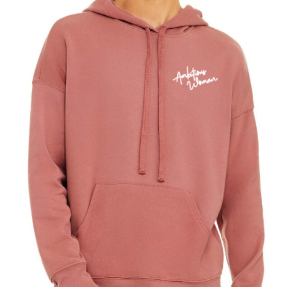 All Products - AMBITIOUS WOMAN Hoodie