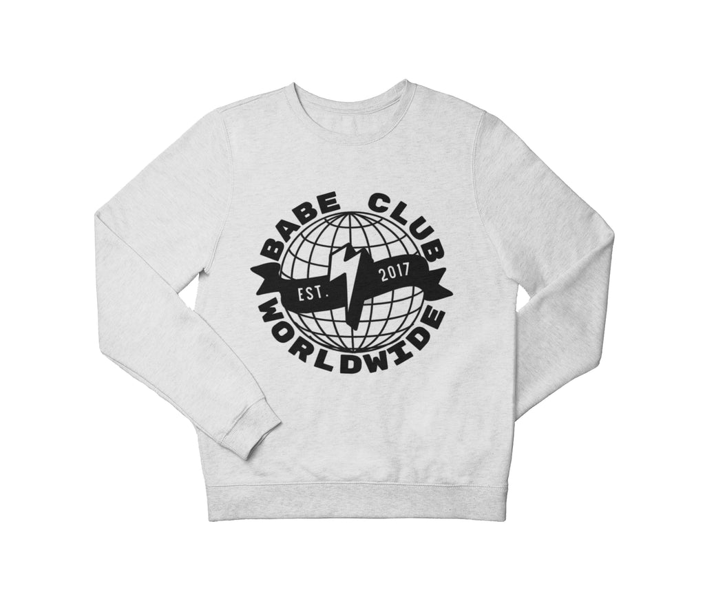 All Products - BABE CLUB WORLDWIDE Puff Baddie Crewneck
