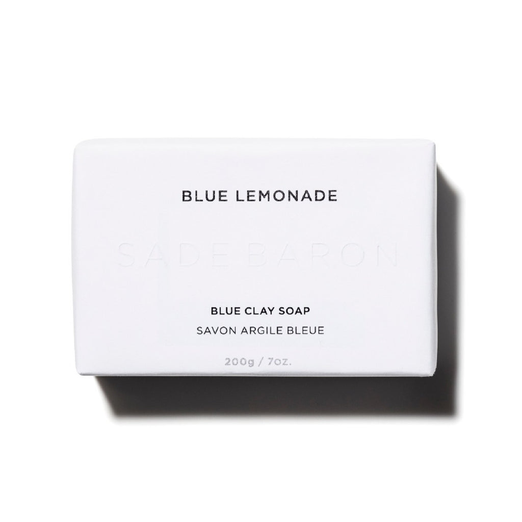 All Products - BLUE LEMONADE | Blue Spirulina & Blue Clay Bar Soap