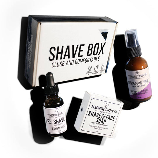 All Products - COOLING MINT SHAVE BOX Gift Set