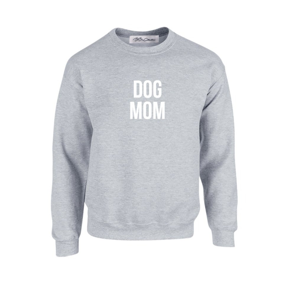 All Products - DOG MOM Crewneck
