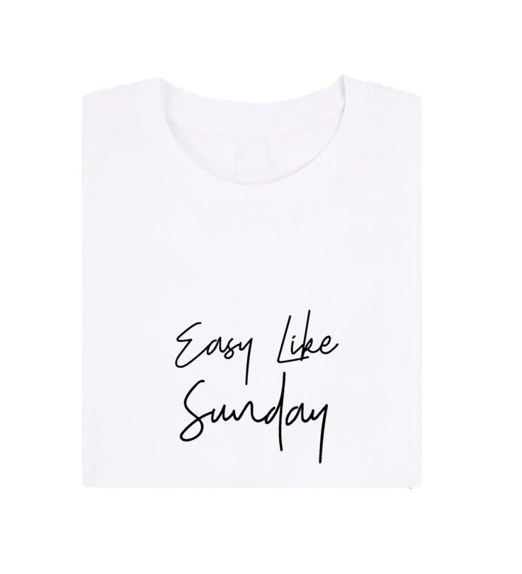 All Products - EASY LIKE SUNDAY Tee