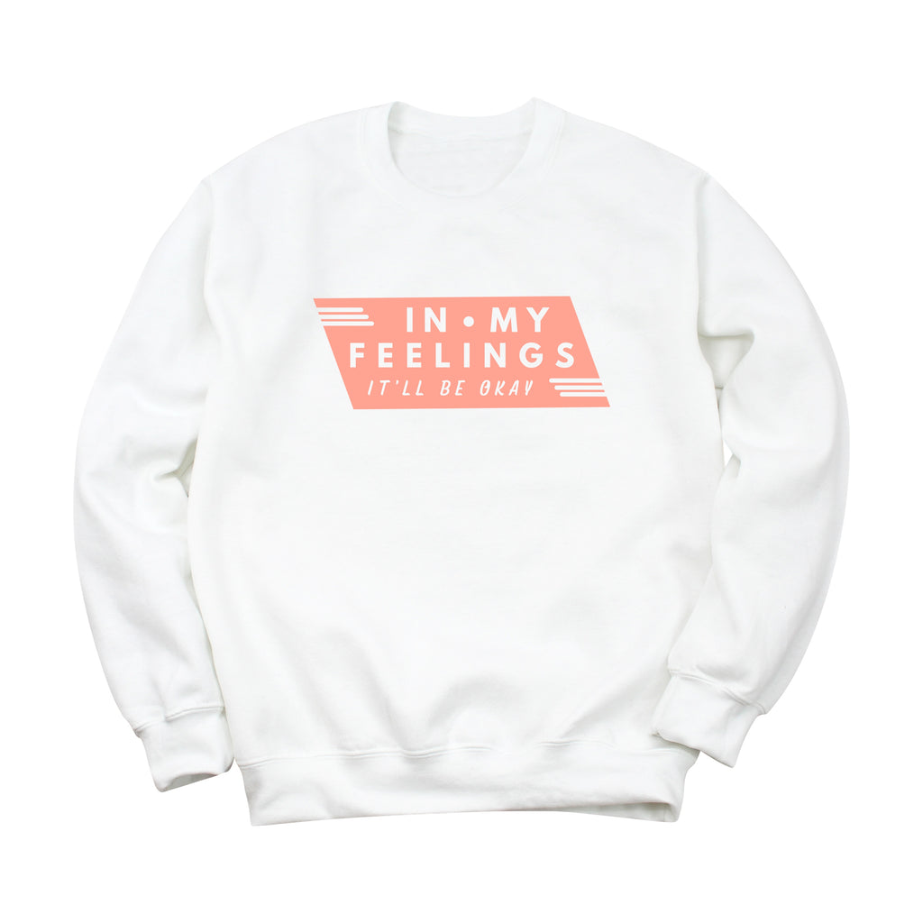 All Products - IT'LL BE OKAY Crewneck Sweater