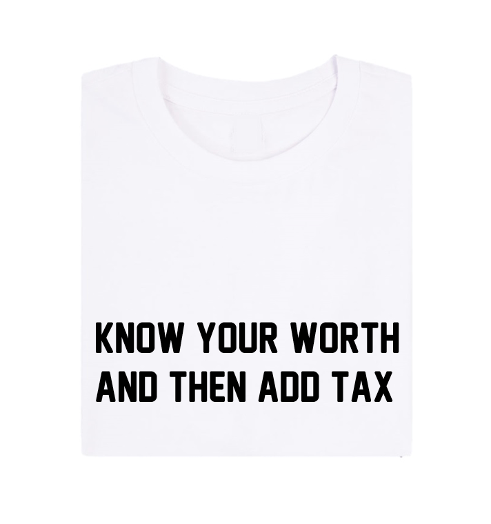 All Products - KNOW YOUR WORTH Tee