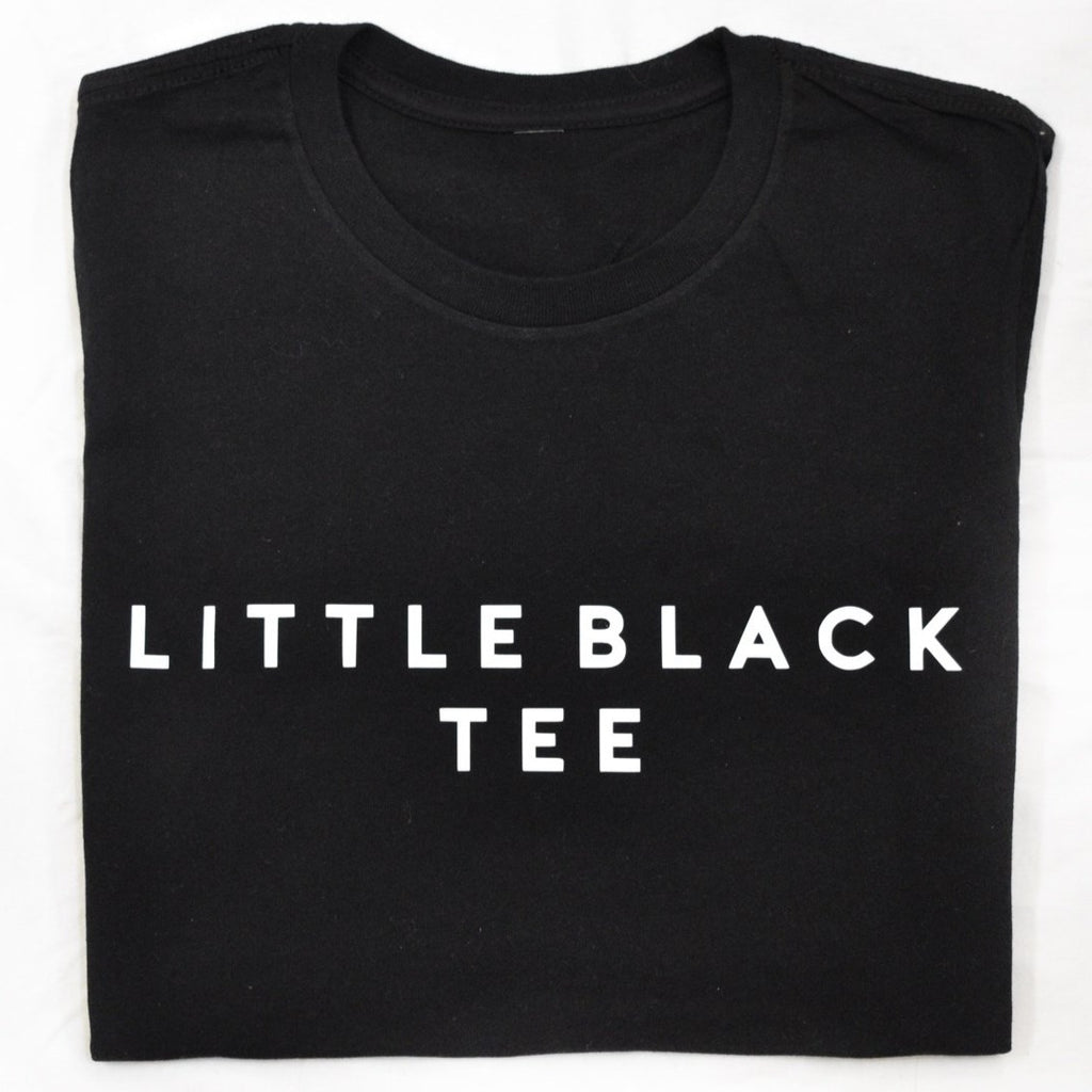 All Products - LITTLE BLACK Tee