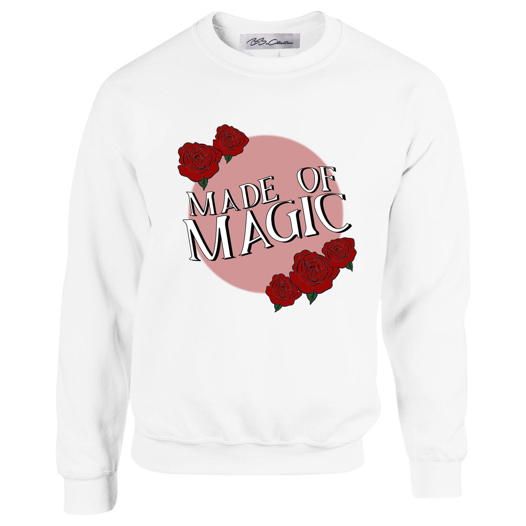 All Products - MADE OF MAGIC Crewneck