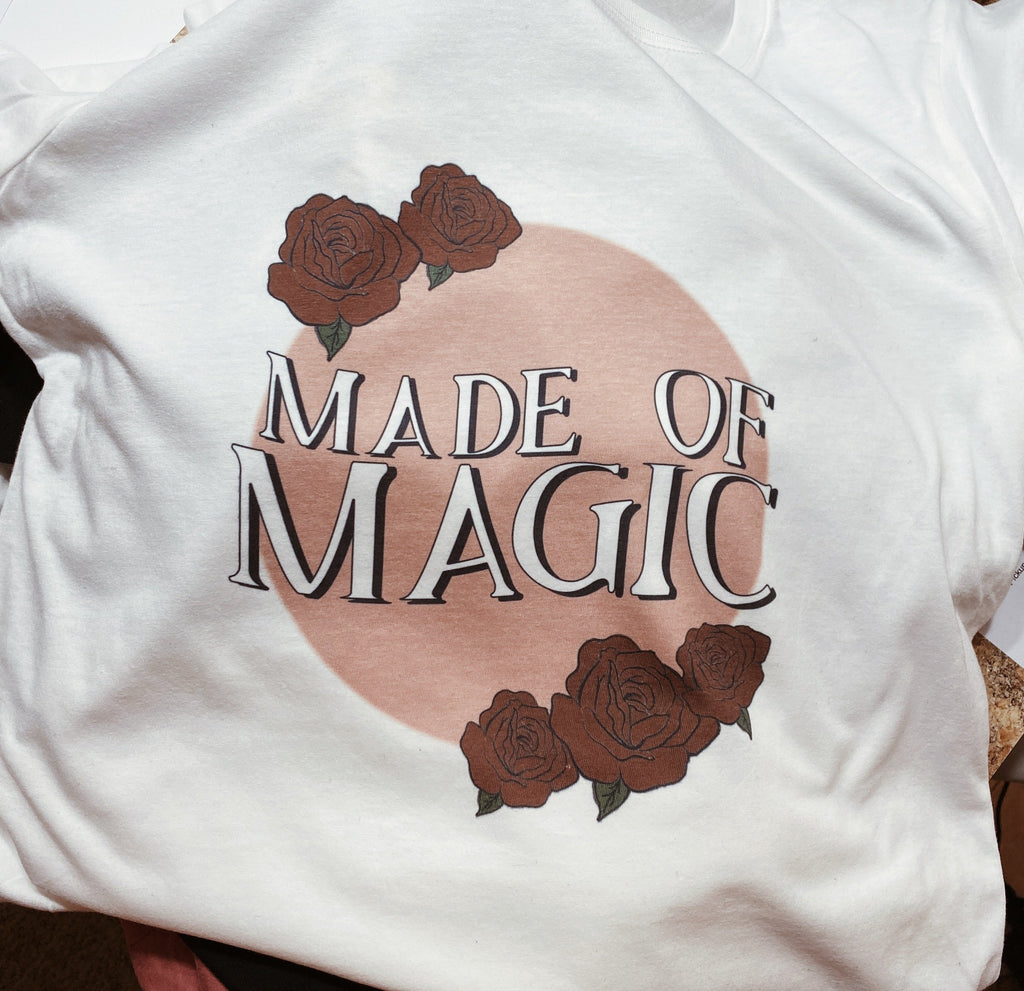 All Products - MADE OF MAGIC Tee