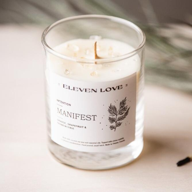 All Products - MANIFEST — INTENTION Candle