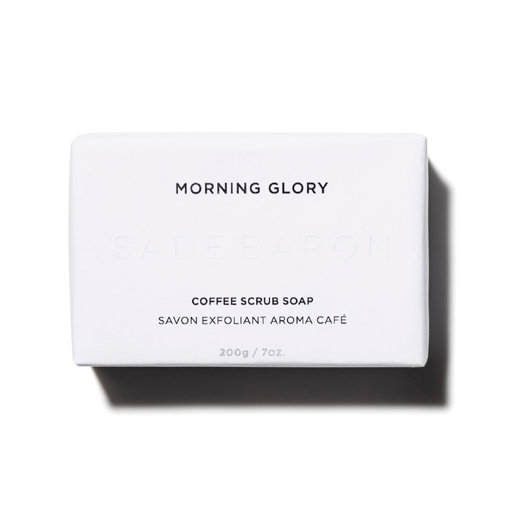 All Products - MORNING GLORY | Coffee Scrub Bar Soap
