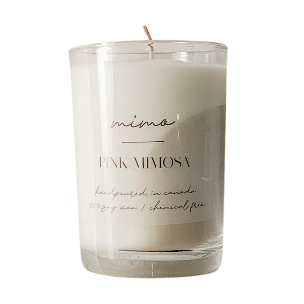All Products - PINK MIMOSA Candle