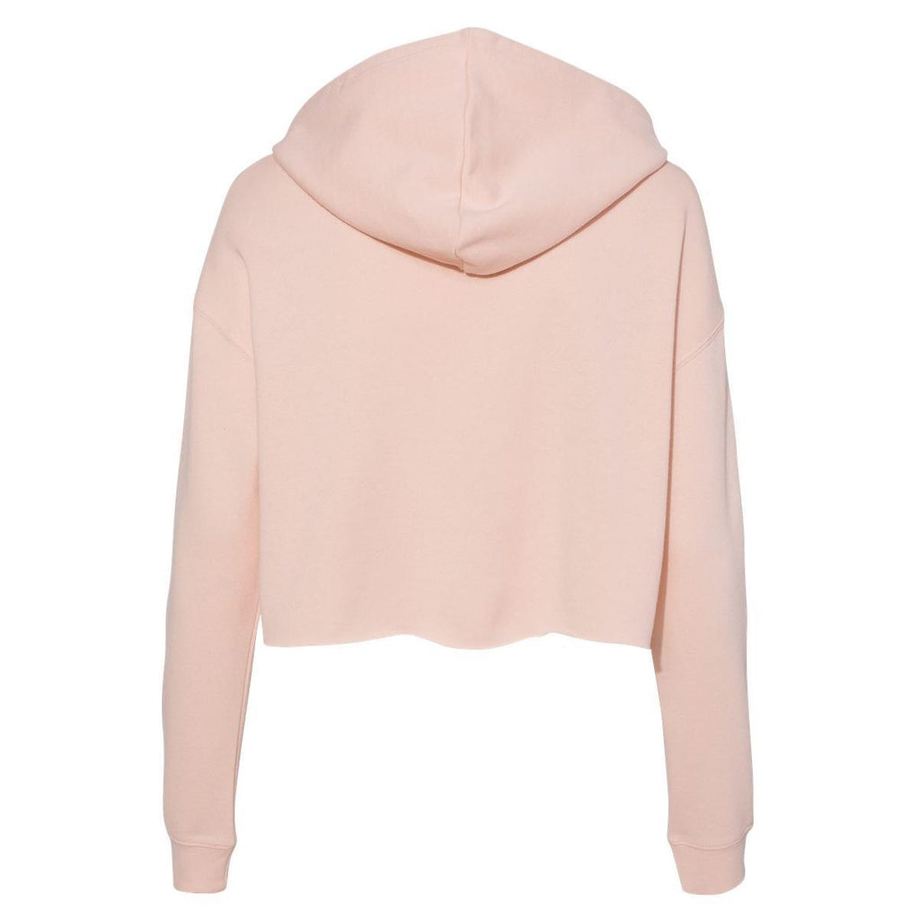 All Products - RAD Cropped Blush Hoodie