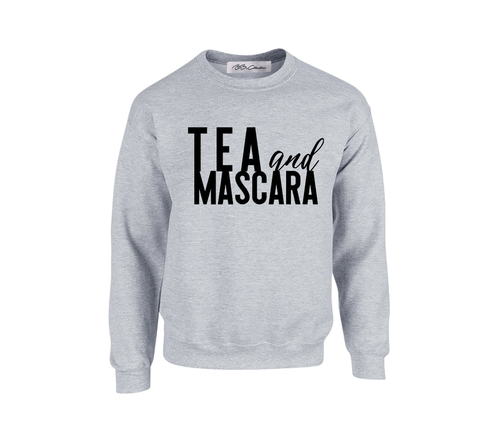 All Products - TEA & MASCARA Crewneck