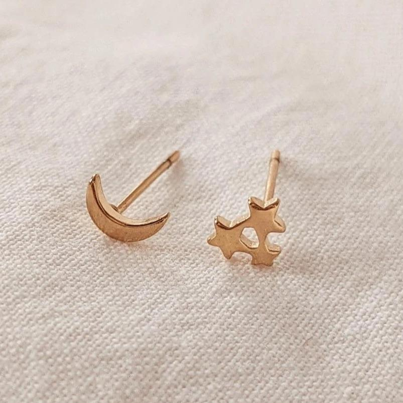All Products - THE MOON & THE STARS Earrings
