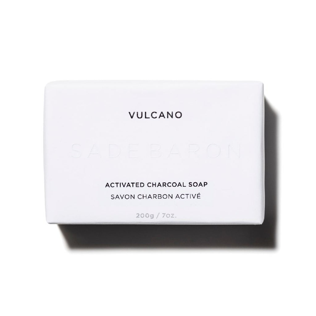 All Products - VULCANO | Activated Charcoal Bar Soap