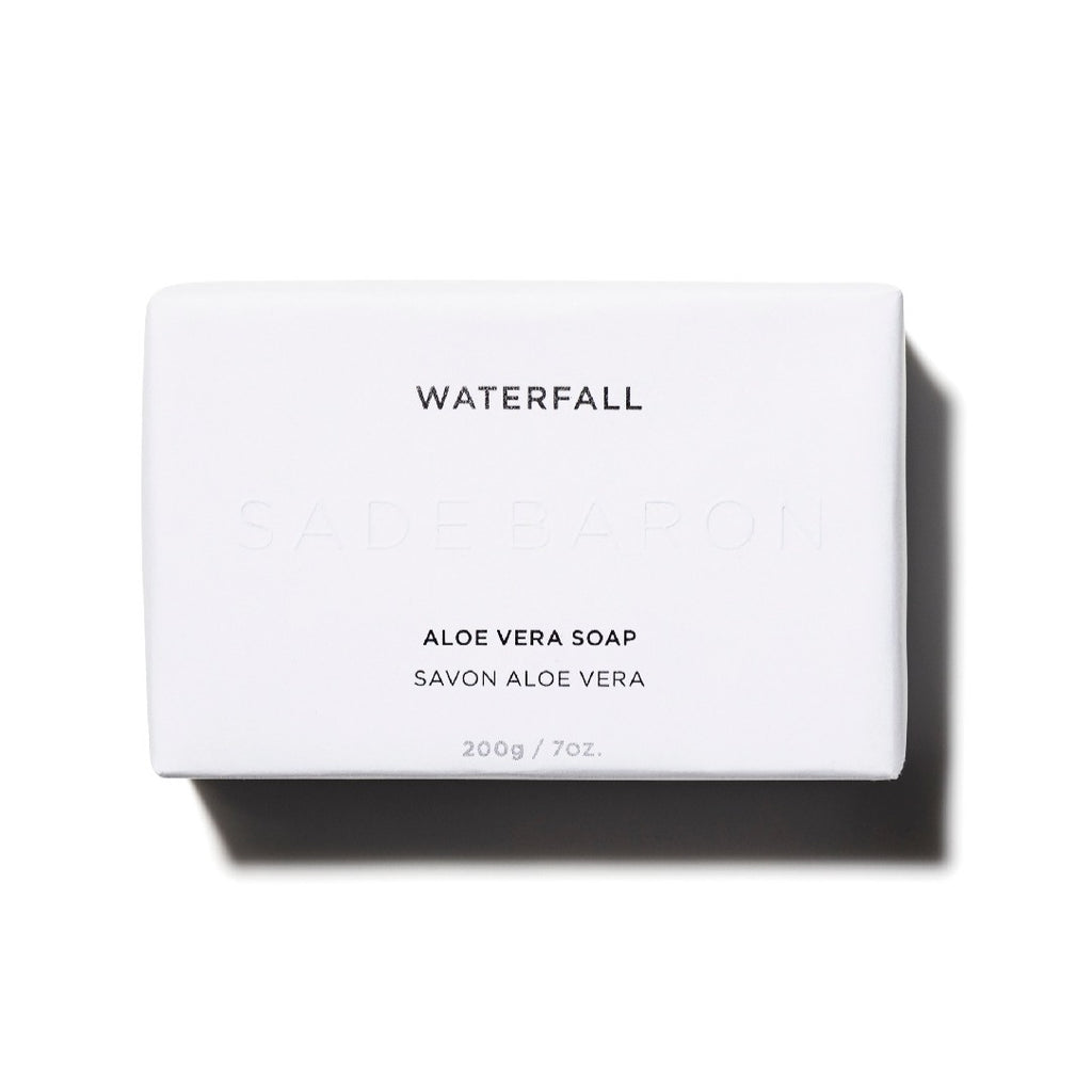 All Products - WATERFALL | Aloe Vera & Spirulina Bar Soap