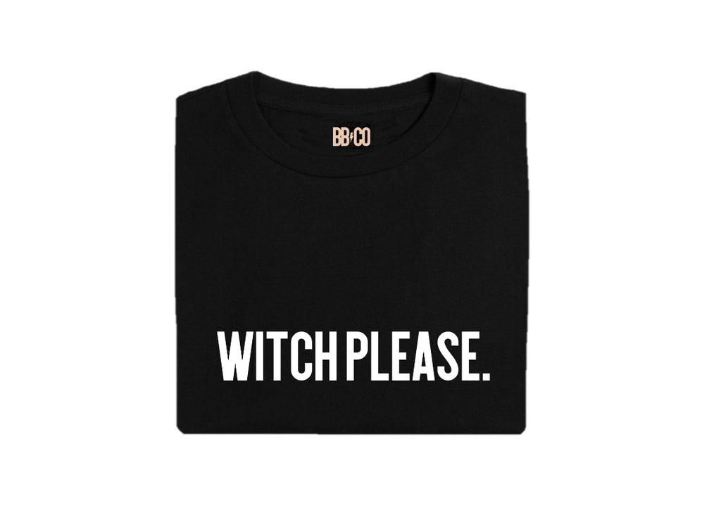 All Products - WITCH PLEASE Crewneck
