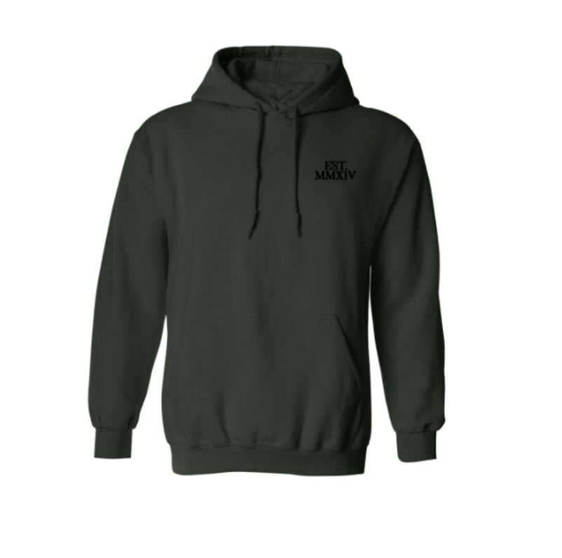 BLUFF YEAR Hooded Sweatshirt