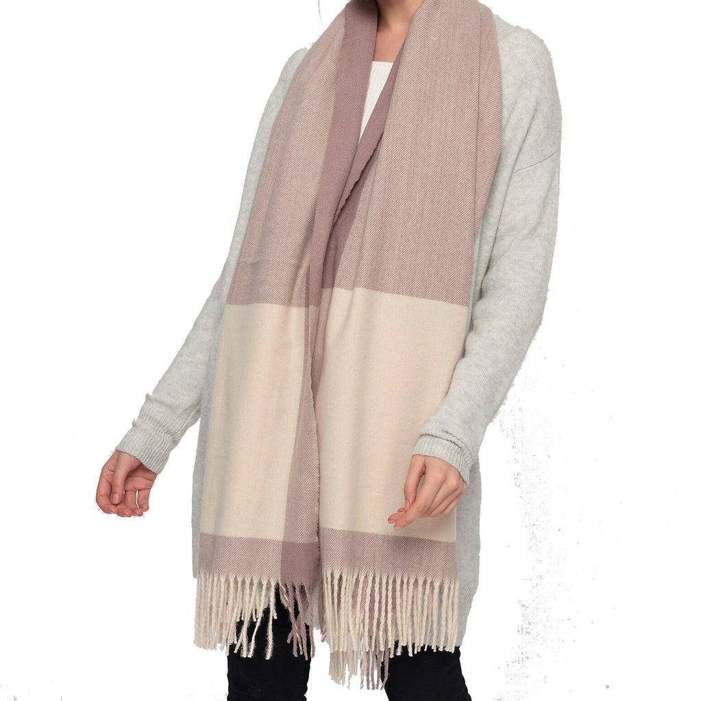 CARA Oversized Fall Scarf