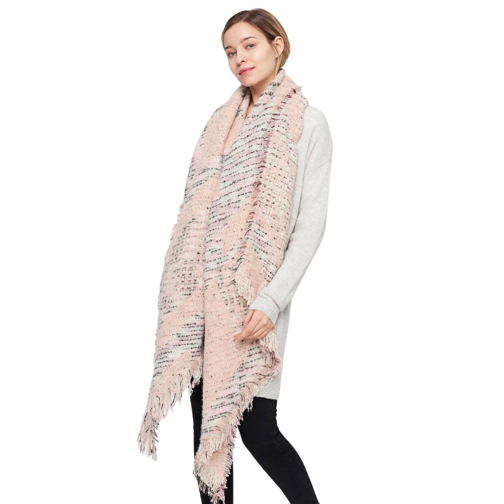CATHERINE Oversized Fall Scarf