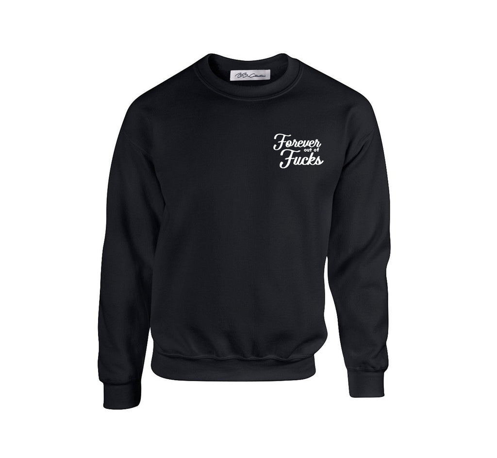 FOREVER OUT OF (REMASTERED) Crewneck Sweater