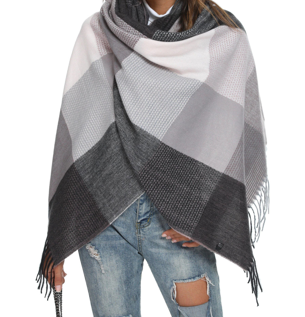 KRISTEN Oversized Fall Scarf