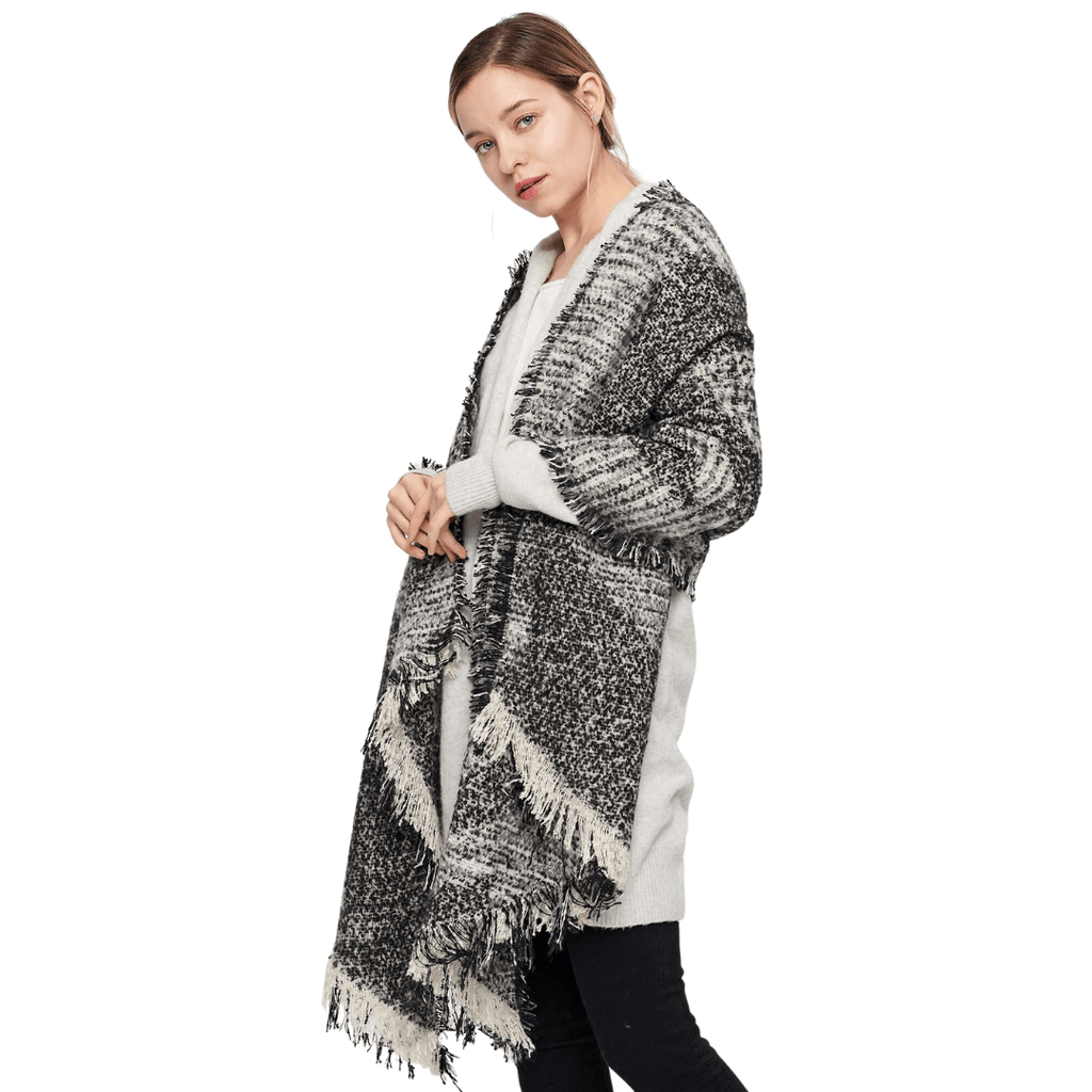 MICHELLE Oversized Fall Scarf