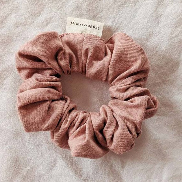 PALE ROSE Scrunchie