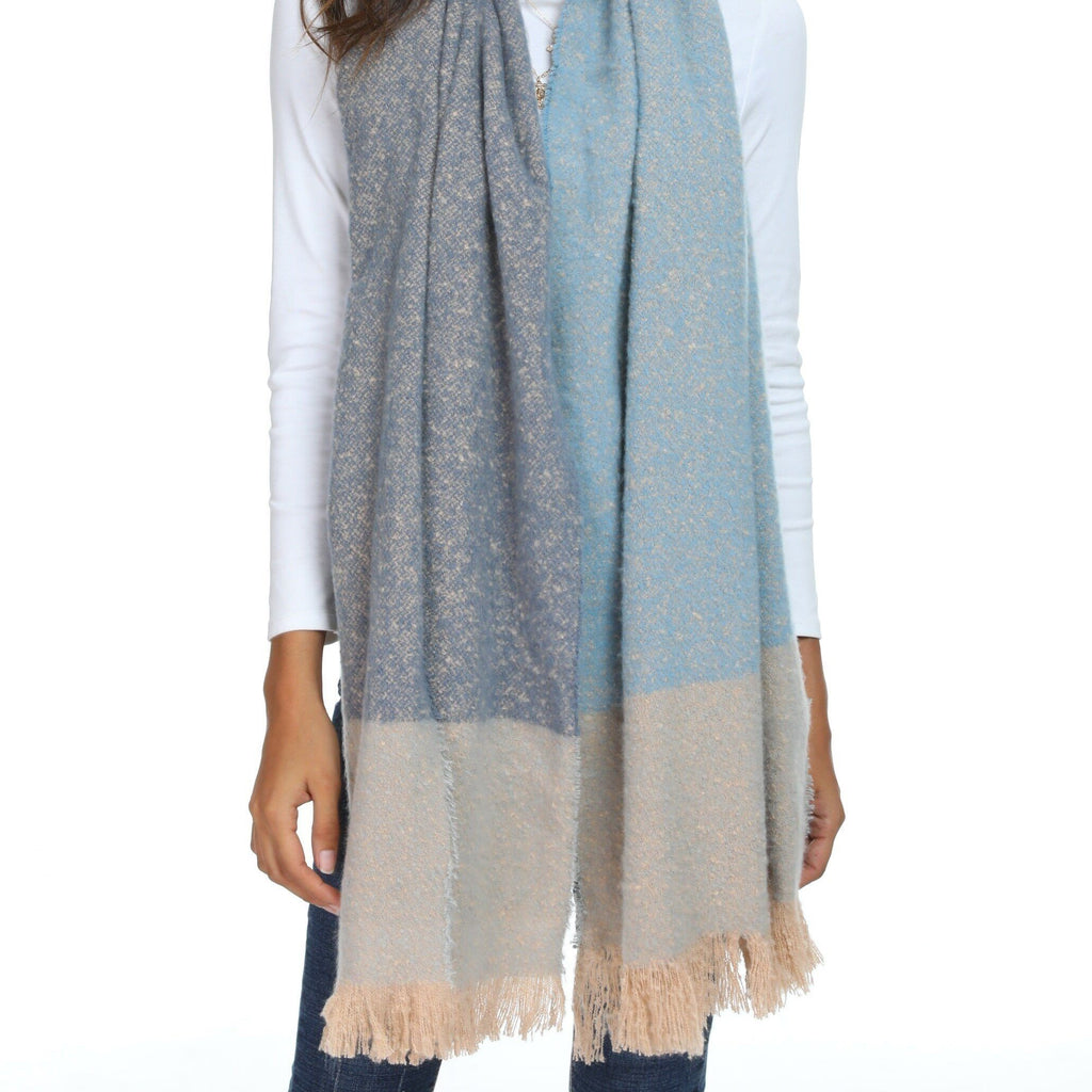 TESSA Oversized Fall Scarf