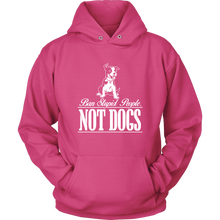 Load image into Gallery viewer, Ban Stupid People, Not Dogs Long Sleeve