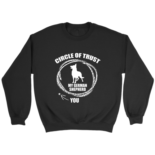 German Shepherd Circle of Trust Long Sleeves