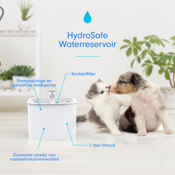 HydroSafe Waterreservoir