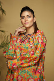 YELLOW BLOOMS - Jacquard.pk