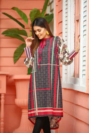 MASOORI LAWN KRUNDY / TROPICAL BLACK - Jacquard.pk