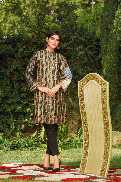 JACQUARD SHIRT / GOLD BEAUTY - Jacquard.pk