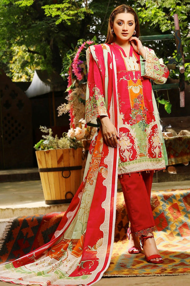 jacquard unstitched lawn eid collection