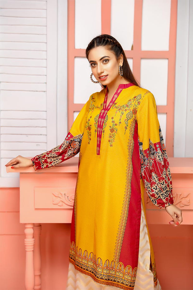 MASOORI LAWN KRUNDI / YELLOW JEWELS - Jacquard.pk