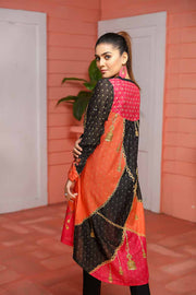 MASOORI LAWN KRUNDY / COLOR BLOCK - Jacquard.pk