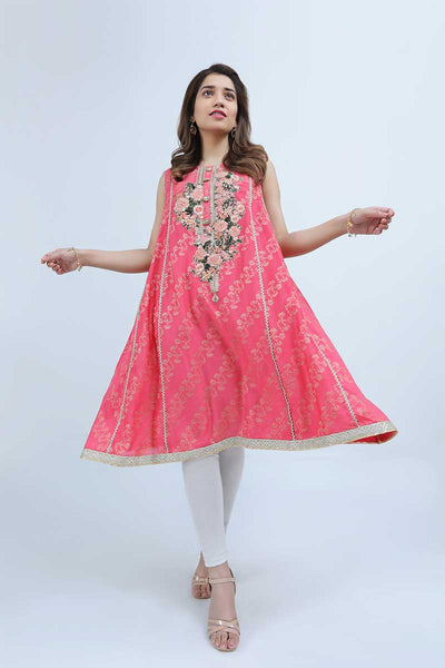 PINK IMPERIAL - Jacquard.pk