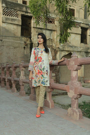 FLORAL BREEZE - Jacquard.pk