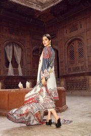 UNSTITCHED / CAMBRIC LAWN / SHIDEH - Jacquard.pk
