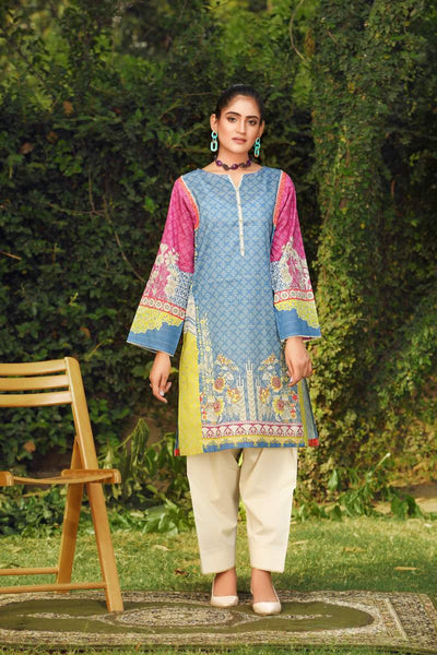 FANCY LAWN / SUMMER BLISS - Jacquard.pk