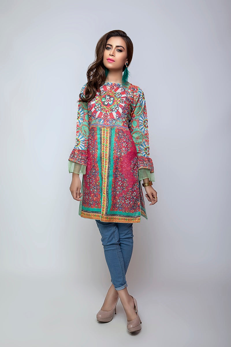 MULTAN Designer Dress