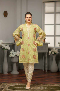DYED LAWN / SHINE AND GLIM A - Jacquard.pk