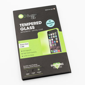 Tempered Glass D-Bugg Universal 4.5