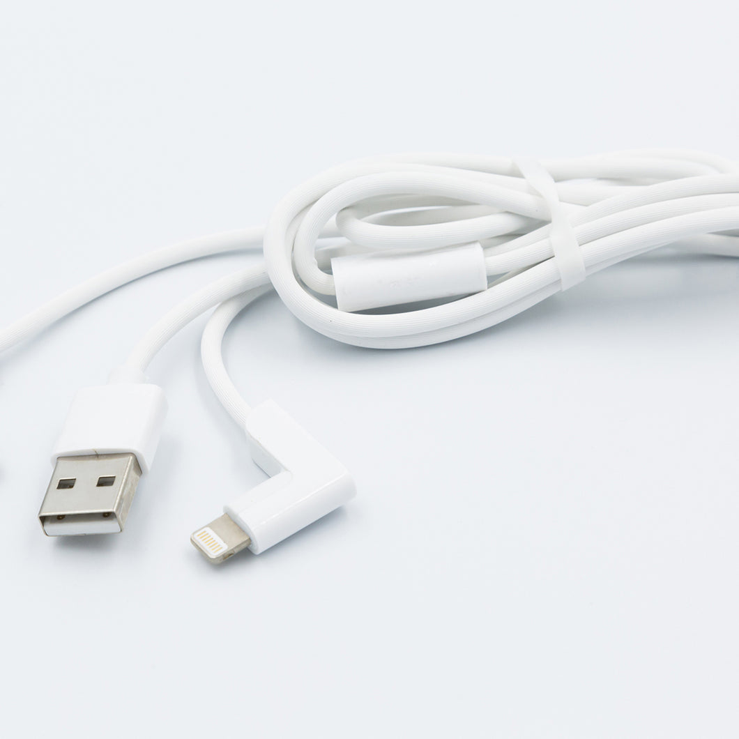 Cable Lightning y Micro USB hoco. X12