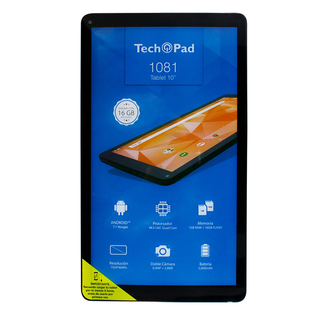 Tablet Techpad 1081 10