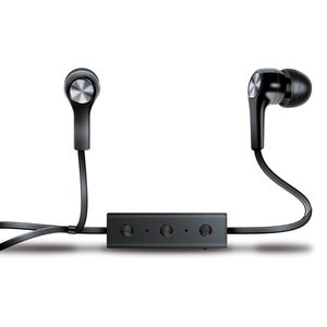 Audifonos Isound BT-150 Negro In Ear Bluetooth