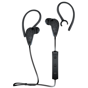 Audifonos Isound Bt-200 Negro In Ear Bluetooth