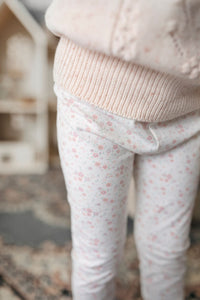 Organic Cotton Leggings - Primrose Floral